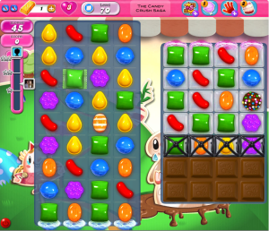 Beat Candy Crush  Level 70