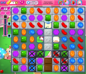 Candy Crush Saga Level 79